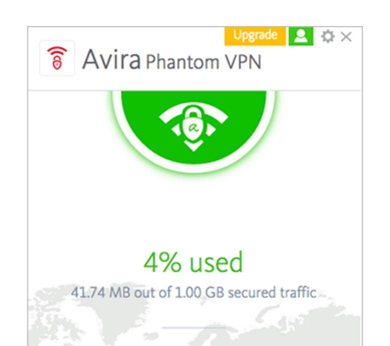 Avira Phantom VPN free